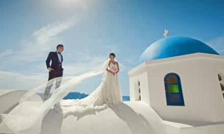 Любими места за сватбено пътешествие