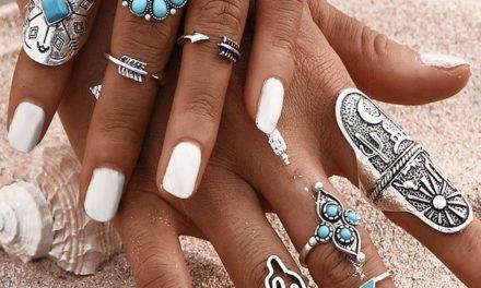 Как да носим пръстените си това лято
