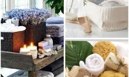 Спа ритуали за лятото в домашни условия