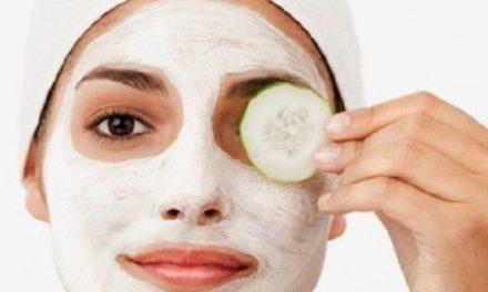 Ефективна лятна маска за лицето