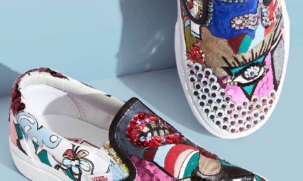 Marc Jacobs с нова нестандартна колекция кецове