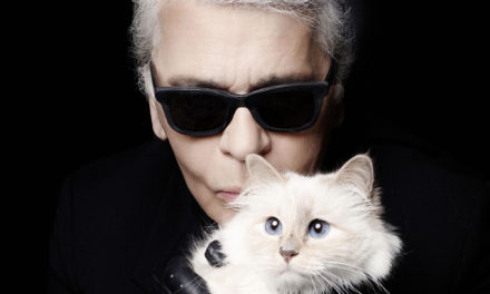 Karl Lagerlfeld пуска нова серия козметична линия
