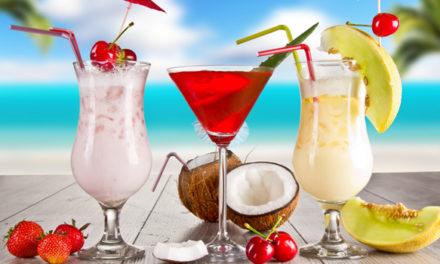 Любими коктейли за лятото
