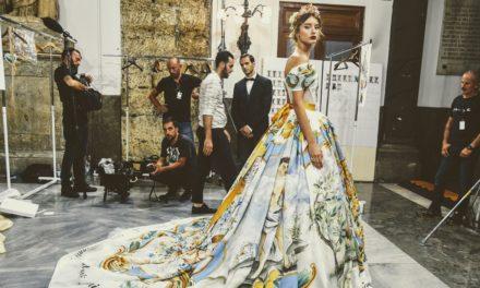 Dolce&Gabbana със страхотно ревю