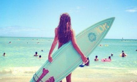Сърфингът – горещ спорт за лятото