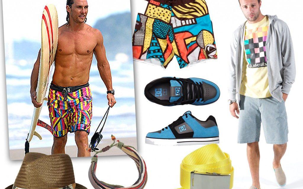 Мъжка мода за лятото
