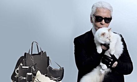 Котката на Karl Lagerfeld е бизнесмен