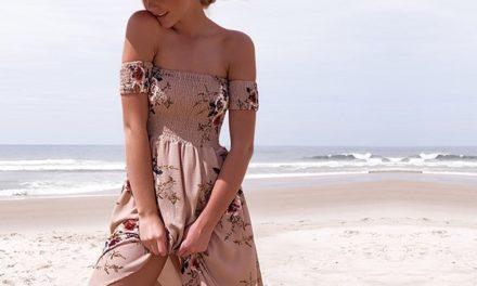 Аксесоар за месец август – плажната рокля