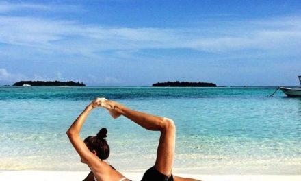 Как да стегнем тялото си преди морето