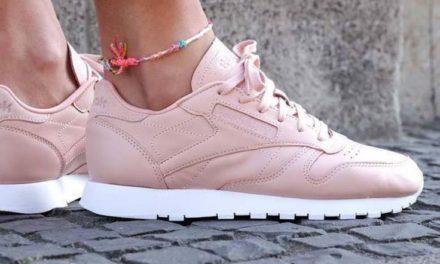 Розовите маратонки хит за това лято