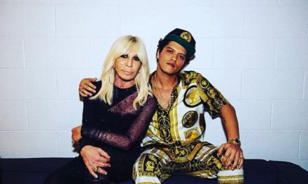 Donatella Versace с общ проект с Bruno Mars