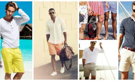 Men's summer outfits – модни предложения за лятото