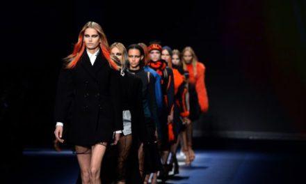 Versace есен/зима 2017 – 2018 г.