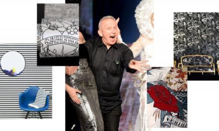 Jean Paul Gaultier с колекция тапети