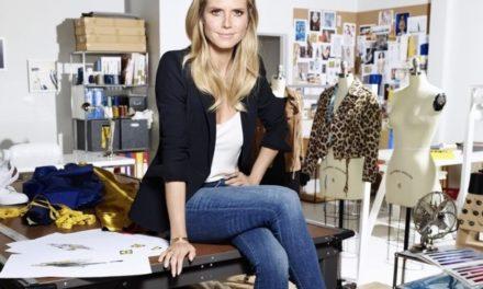 Heidi Klum представя нова колекция