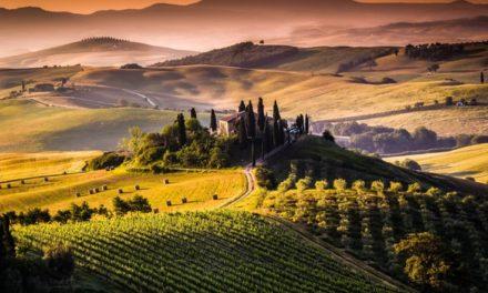 Красива Тоскана