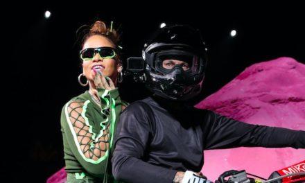 Певицата Rihanna със страхотно модно шоу за новата си колекция