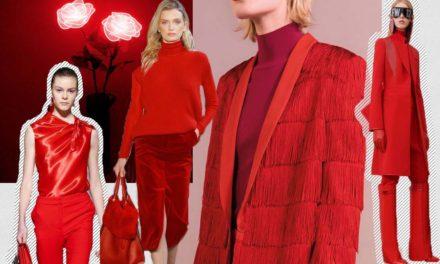 Кои са цветовете за есен – зима 2017 – 2018 г. на модния подиум