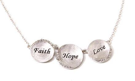 Fashion Steps честити Вяра, Надежда и Любов