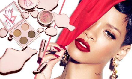 Rihanna пусна на пазара Fenty Beauty