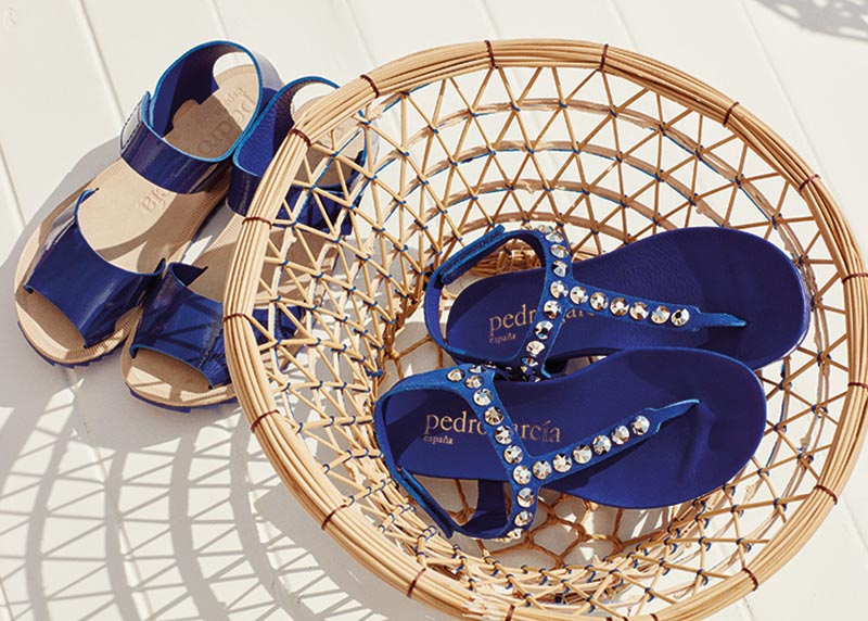 Petro Garcia и неговите красиви обувки