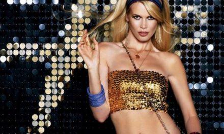 Claudia Schiffer отпразнува 30 г. в модата
