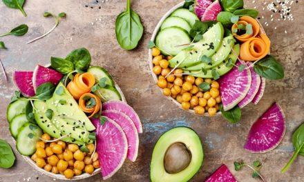 Вегетарианска диета за месец октомври