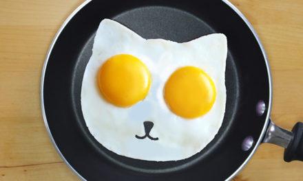 Вкусни яйца на очи