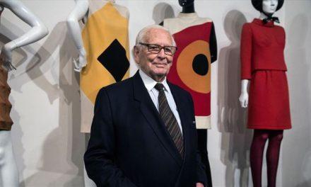Pierre Cardin с нов бутик в Париж