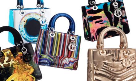 Dior ни очароваха с уникален дизайн чанти