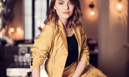 Emma Stone е новото рекламно лице на Louis Vuitton
