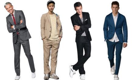 Тенденции в мъжката мода за тази есен/зима