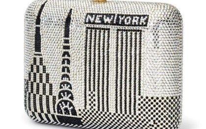 За тази зима носете едни от най – нестандартните вечерни чанти