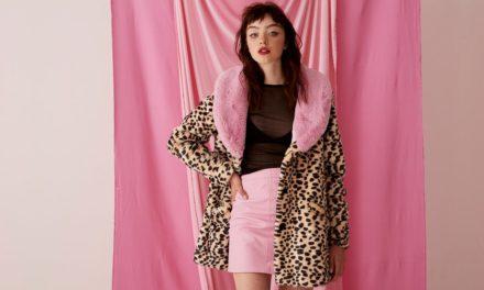 За тази зима си купете палто от лисица и леопардов десен