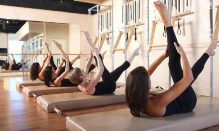 Методът пилатес – много модерен за тялото