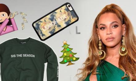 Beyonce с първа коледна колекция