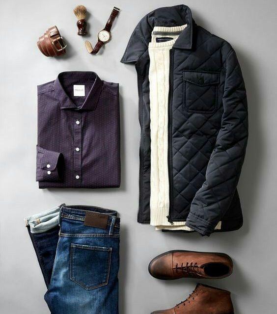 Мъжкото яке – аксесоар за месец ноември