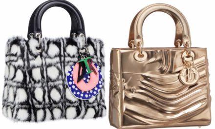 Lady Art Dior с уникална колекция чанти