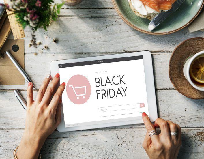 Не пропускайте този уикенд Black friday weekend