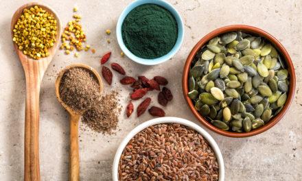 Много полезни храни за стройно тяло