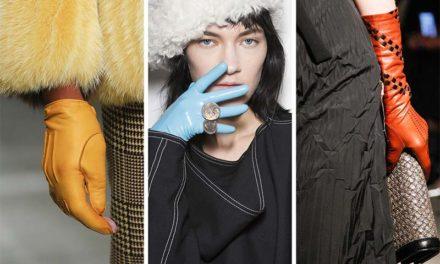 Аксесоар за месец декември – зимните ръкавици