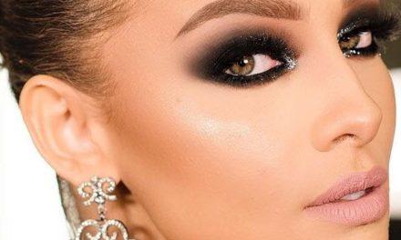 Party makeup – бъдете красиви с този празничен грим