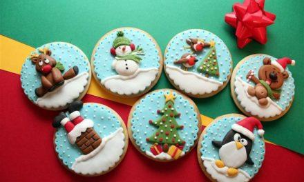 Вкусни Коледни сладки