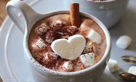 Топъл шоколад за месец декември