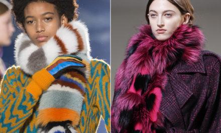 Модерни шалове за тази зима