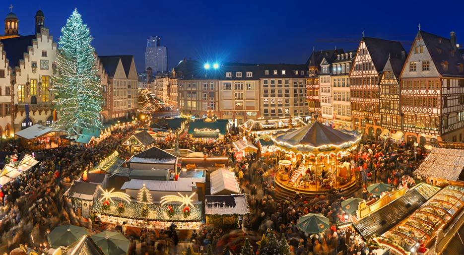 Най – красивите Коледни базари в Европа