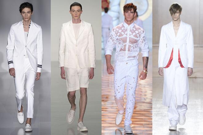 Модни тенденции при мъжете за 2018 г.