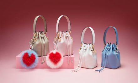 Fendi с много красива колекция за Свети Валентин