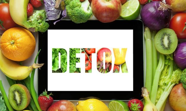 Топ храни за детоксикация