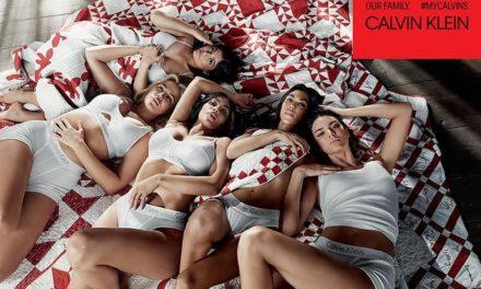 Calvin Klein с нова много интересна фотосесия